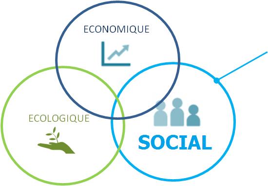La notion de responsabilité sociétale peut prendre différentes formes :